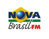 Logotipo da Nova Brasil FM