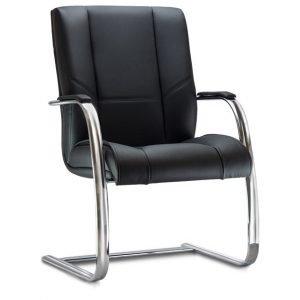 cadeira presidente fixa