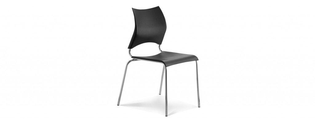 Cadeira Empilhável para Refeitório