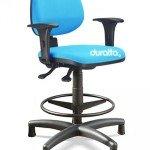 Cadeira Caixa Ergonomica NR-17 com braços
