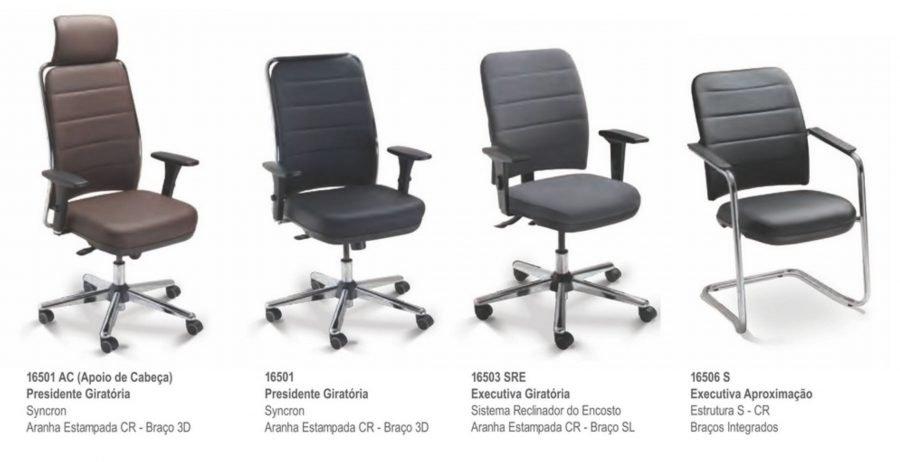 Cadeira diretor cavaletti