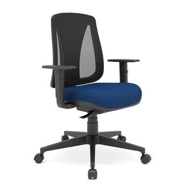 Cadeira Escritorio Tela Mesh - Modelo Cronus Alta