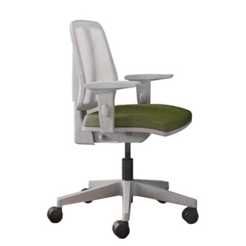 Cadeira cinza escritório