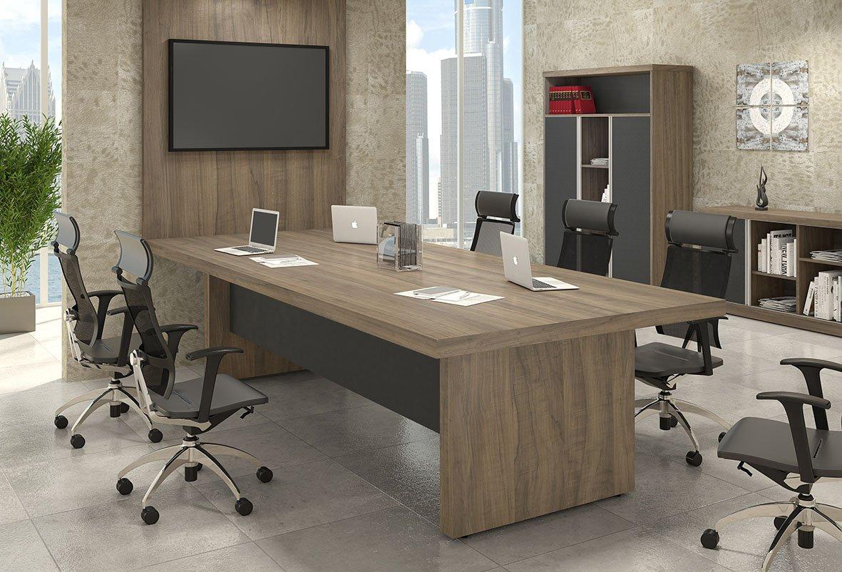 Mesa de reuni o cadeiras de escrit rio diversos modelos - Mesas de escritorio ...