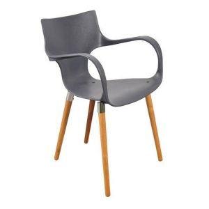 Cadeira Pés Madeira