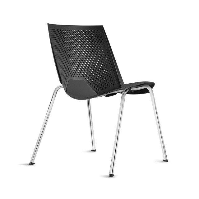 Cadeira empilável VIKA