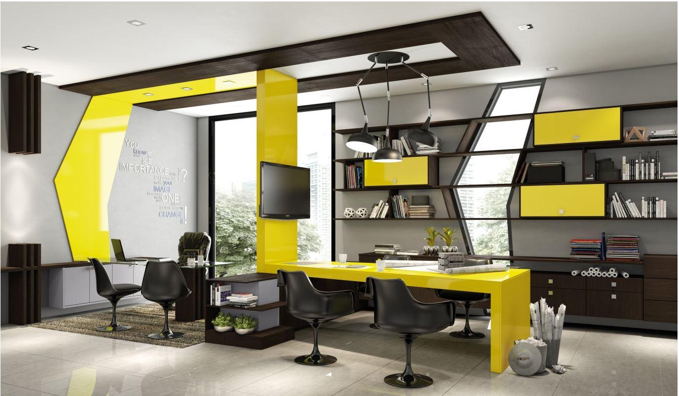 Móveis para Escritório Planejados Móveis Planejados #BAA010 1376x803