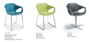 Modelos Cadeira Stay Cavaletti