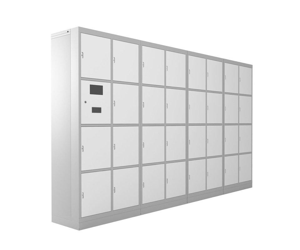 Arm rio eletr nico acesso via biometria senha ou cart o - Como hacer puertas de armario ...