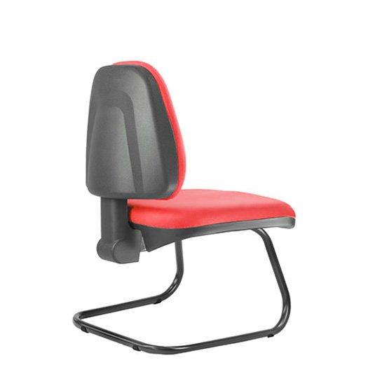 cadeira apollo fixa com braços