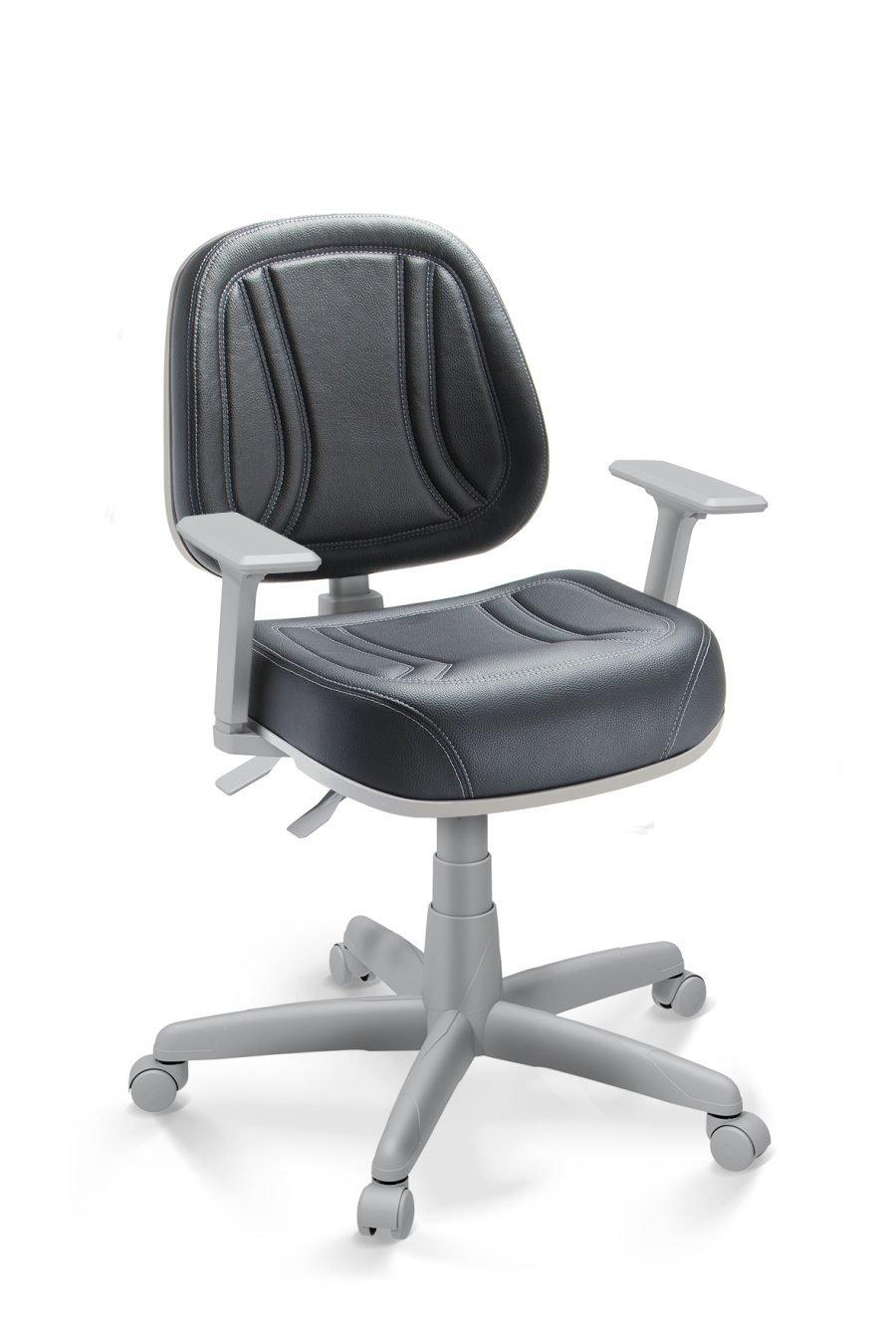 Cadeira NET Premium cinza