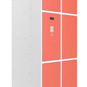 Armário-biometrico-6-portas-laranja-1.jpg