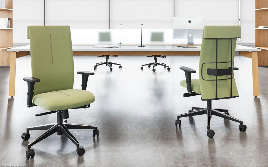 Cadeira Ergonomica Presidente LEEF 3