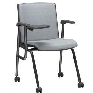 Cadeira Universitária Empilhável