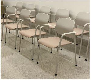 Cadeira para recepção Moderna