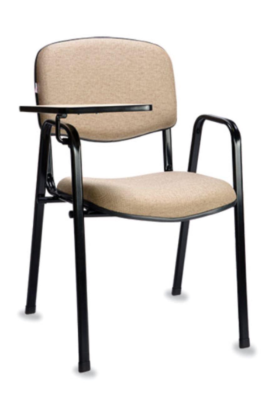 Cadeira universitaria empilhável fox