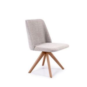cadeira de jantar giratoria