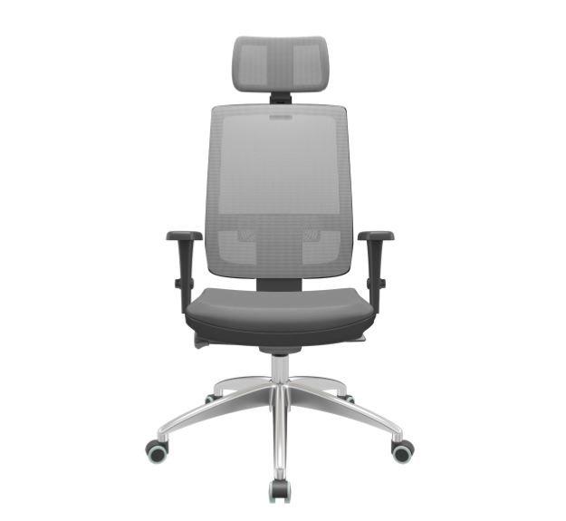 Cadeira Diretor com encosto de cabeça