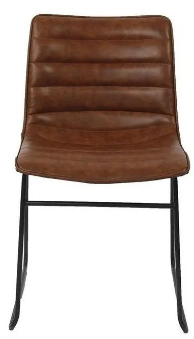 Cadeira couro jantar