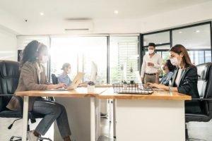 Como adaptar o seu escritório