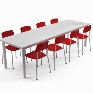 mesa refeitorio 8 Lugares Duratta