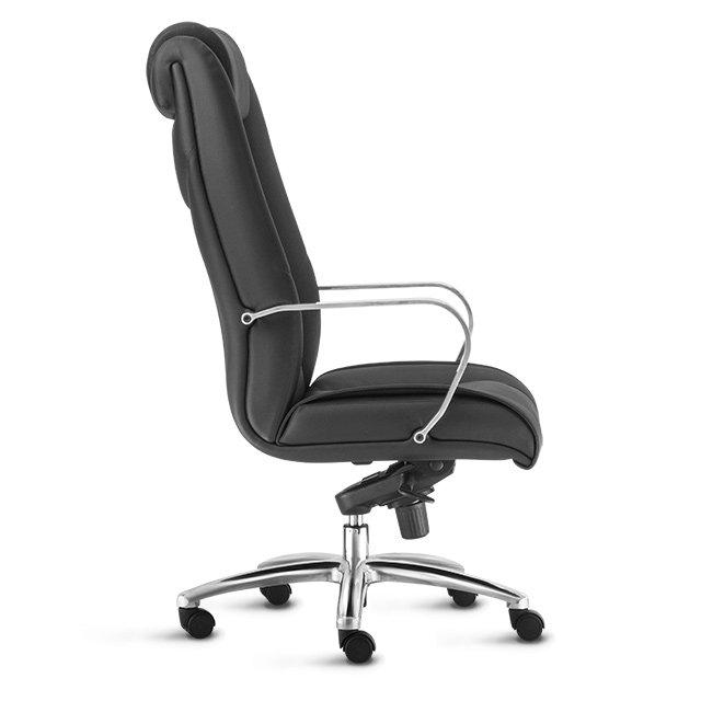 cadeira presidente alta lado