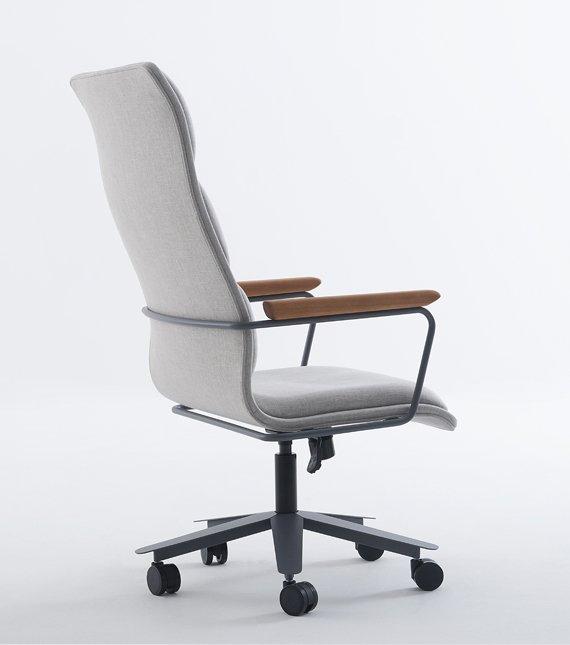 cadeira presidente soul costas