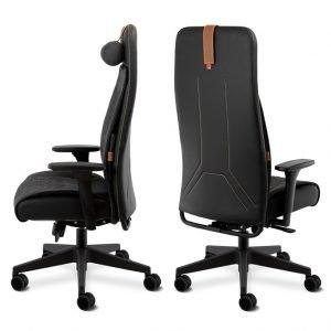 Cadeira Way Gamer Cavaletti cinza