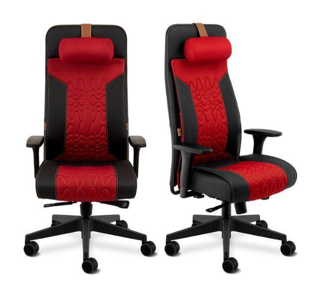 Cadeira Way Gamer Cavaletti Vermelha